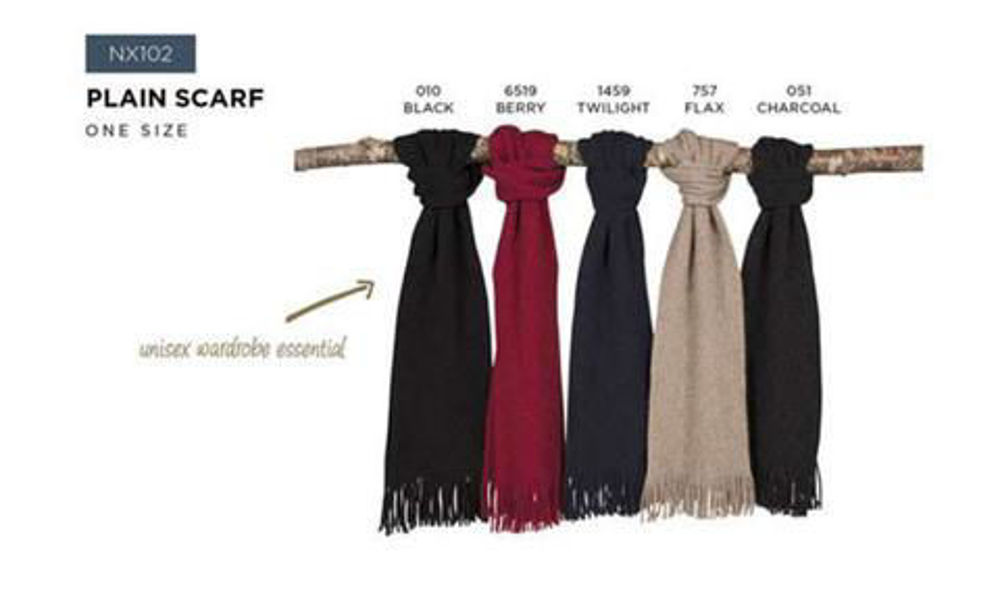 Picture of Unisex Wardrobe Essential Scarfs