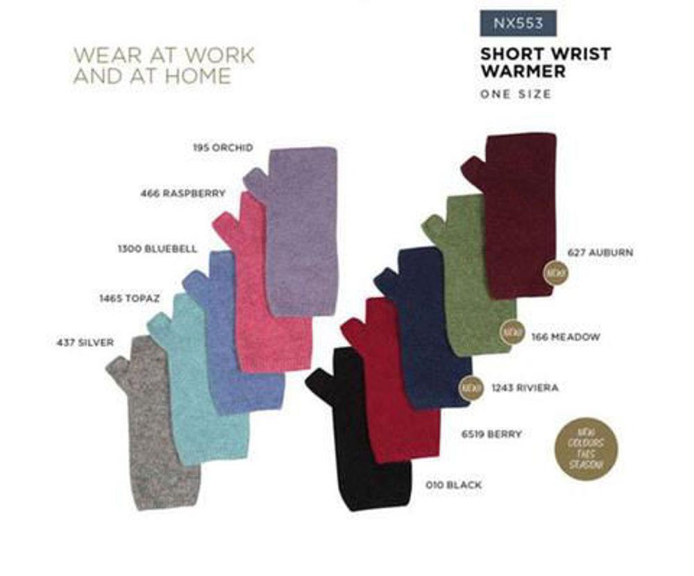 Picture of Short Wrist Warmer - Possum Gloves