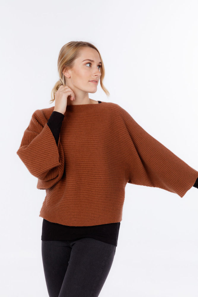 Picture of Batwing Oversize Sweater