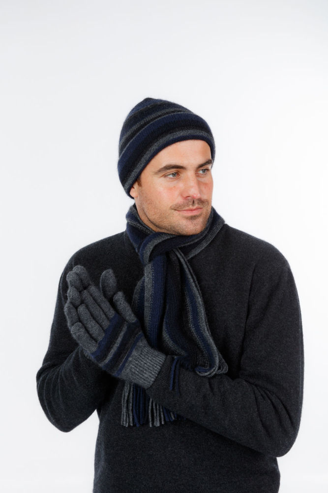 Picture of Striped Gloves