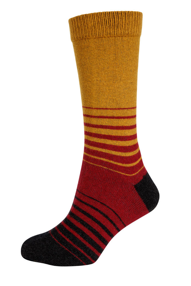 Picture of Ombre Stripe Sock