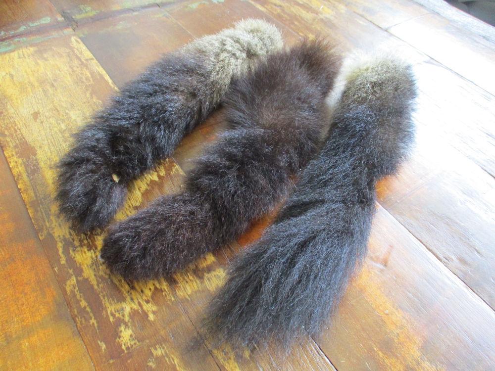 Picture of Possum Fur Tails